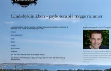 Hjemmeside Landsbyklinikken